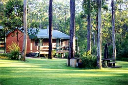 Chiltern Lodge - Lismore Accommodation