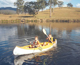Parrabel Park Farm Stay - Lismore Accommodation
