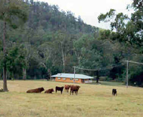 Shute Hill Country Retreat - Lismore Accommodation
