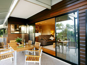 Sereno Luxury Villas - Lismore Accommodation