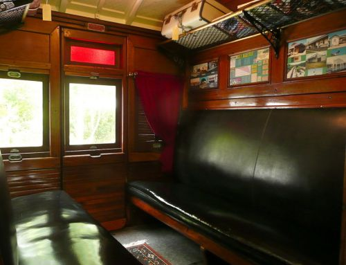Mt Nebo Railway Carriage amp Chalet - Lismore Accommodation