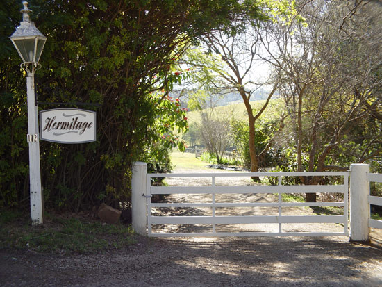 Hermitage Cottage - Lismore Accommodation