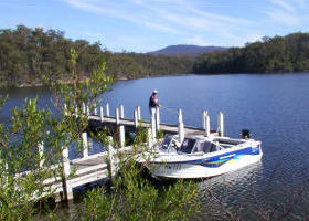 Blue Waters Holiday Cottages - Lismore Accommodation
