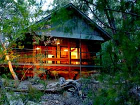 Girraween Environmental Lodge Ltd - Lismore Accommodation