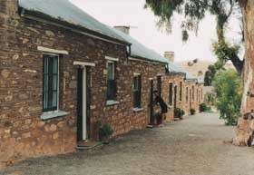 Burra Heritage Cottages - Tivers Row - Lismore Accommodation