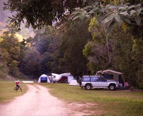 Mt Warning Holiday Park - Lismore Accommodation