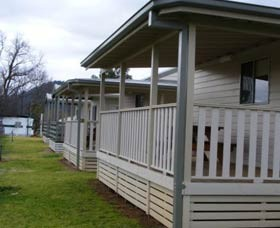 Fossickers Tourist Park Nundle - Lismore Accommodation