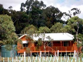Granite Ridge Wines - Fergies Hill Cottage - Lismore Accommodation