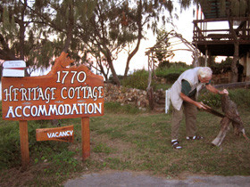 1770 Heritage Cottage - Lismore Accommodation
