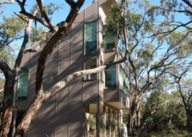 Aquila Eco Lodges - Lismore Accommodation