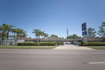 Colonial Terrace Motor Inn - Lismore Accommodation