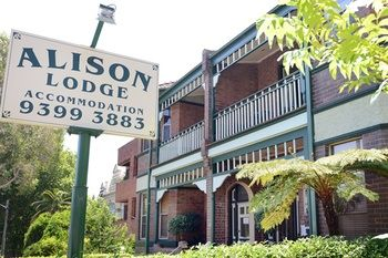 Alison Lodge - Lismore Accommodation