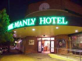 Manly Hotel The - Lismore Accommodation