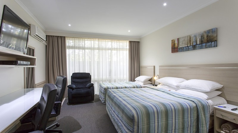 BEST WESTERN Aspen and Apartments - Lismore Accommodation