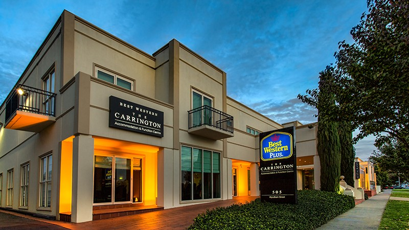 BEST WESTERN PLUS The Carrington - Lismore Accommodation