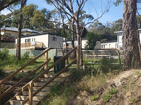 Coningham Beach Holiday Cabins - Lismore Accommodation