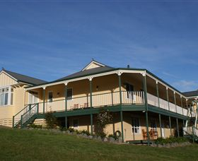 Eloura Luxury Self-Contained Bed  Breakfast Accommodation - Lismore Accommodation