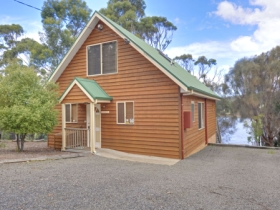 Orford Riverside Cottage - Lismore Accommodation