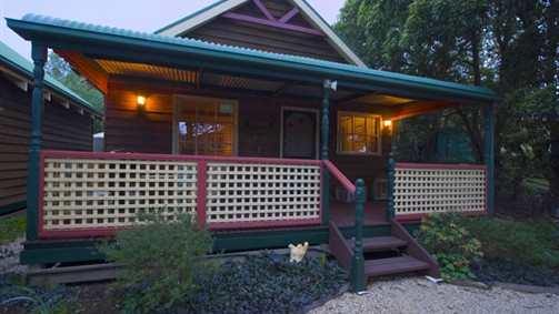 Trawool Cottages  Farmstay - Lismore Accommodation