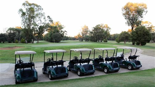 Deniliquin Golf Leisure Resort - Lismore Accommodation