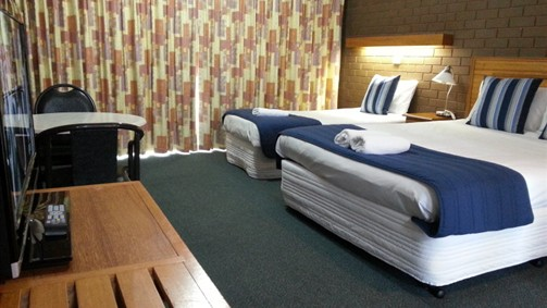 Barooga Country Inn Motel - Lismore Accommodation