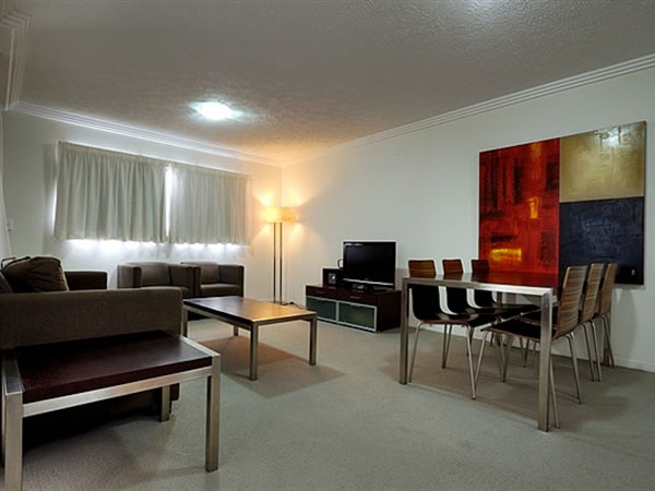 Gabba Central Apartments - Lismore Accommodation
