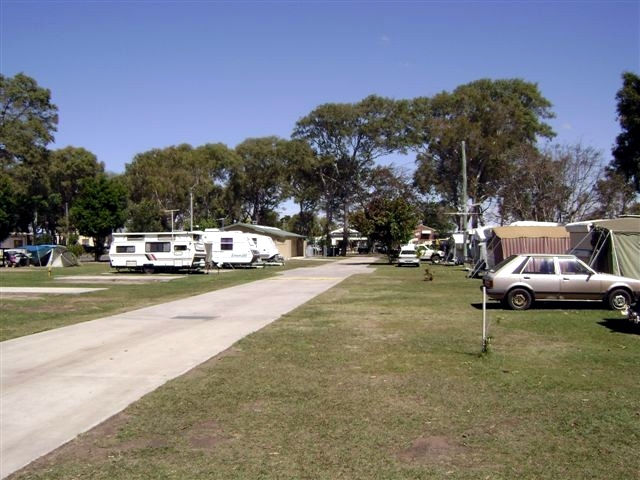 Beachmere Caravan Park - Lismore Accommodation