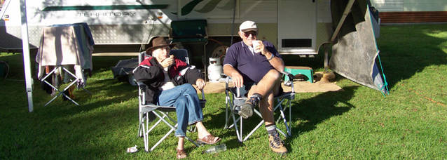 Boort Lakes Caravan Park - Lismore Accommodation