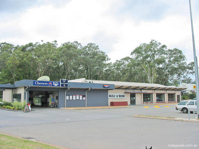 Bull n Bush Hotel Motel - Lismore Accommodation