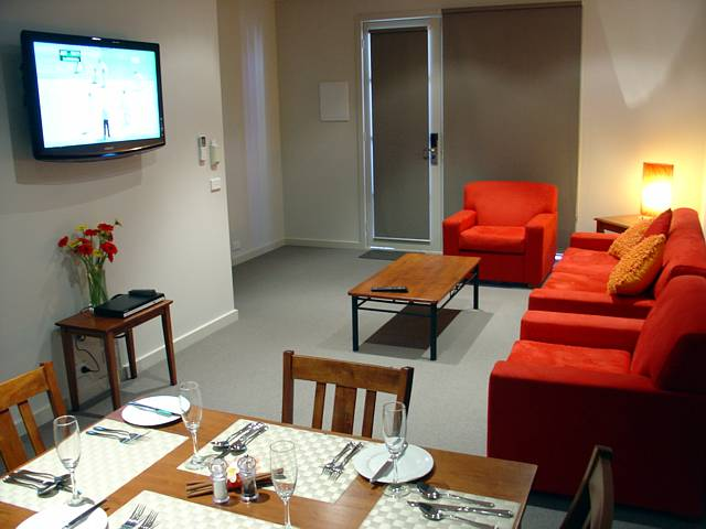 Central Shepparton Apartments - Lismore Accommodation