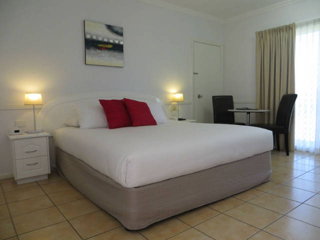 Charters Towers Heritage Lodge Motel - Lismore Accommodation