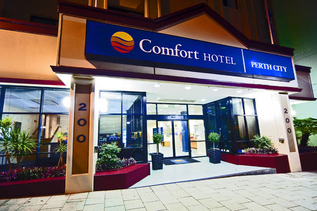 Comfort Hotel Perth City - Lismore Accommodation