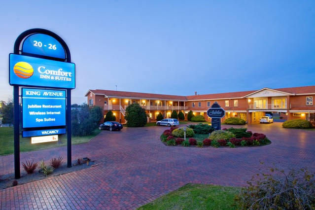 Comfort Inn  Suites King Avenue - Lismore Accommodation