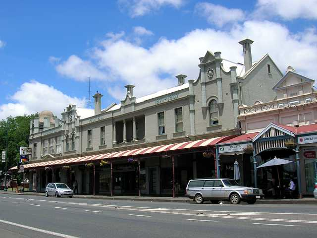 Commercial Hotel Camperdown - Lismore Accommodation