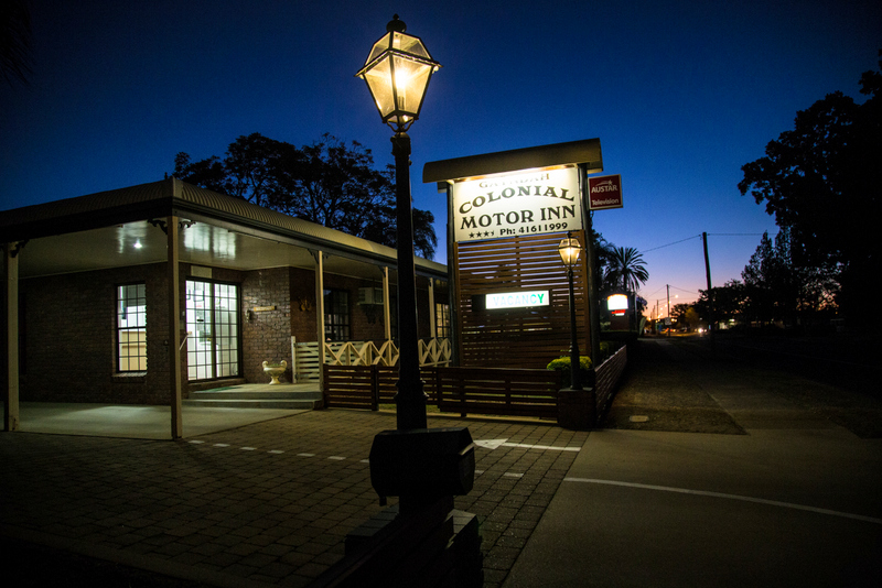 Gayndah Colonial Motor Inn - Lismore Accommodation