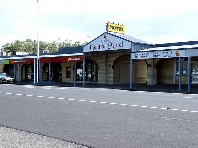 Gin Gin Central Motel - Lismore Accommodation