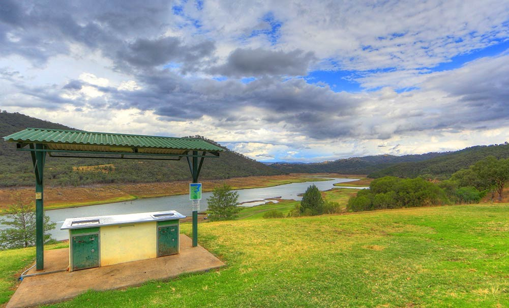 Inland Waters Holiday Park Mookerawa Waters - Lismore Accommodation