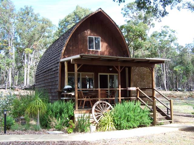 Jarrah Glen Cabins - Lismore Accommodation