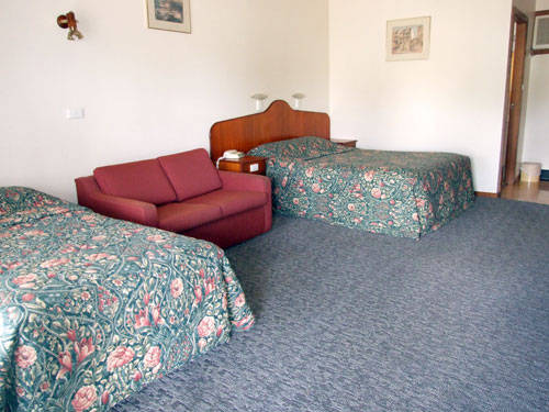 Leeton Heritage Motor Inn - Lismore Accommodation