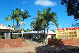 Motel Childers - Lismore Accommodation