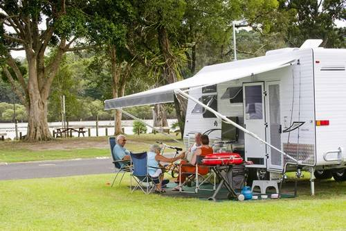 North Coast Holiday Parks Ferry Reserve - Lismore Accommodation