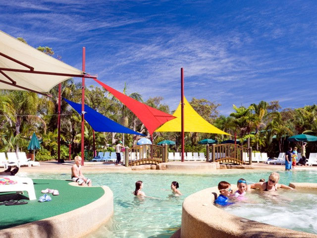 NRMA Ocean Beach Holiday Park - Lismore Accommodation