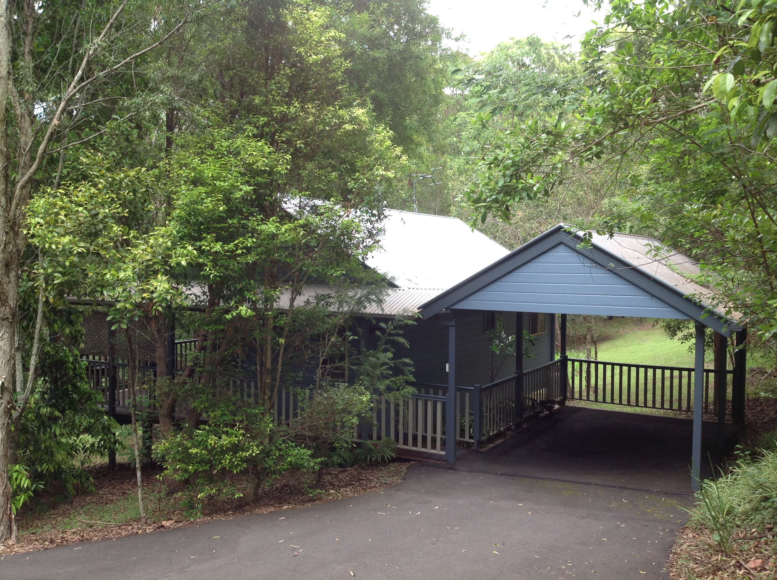 Maleny Country Cottages - Lismore Accommodation