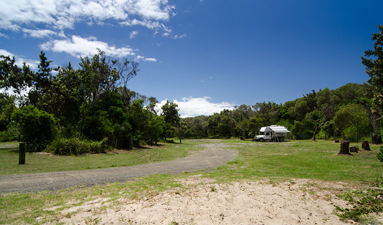 Banksia Green campground
