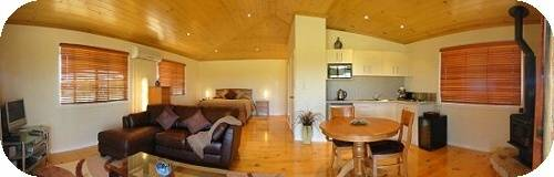 Scenic Rim View Cottages for Couples - Lismore Accommodation