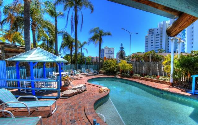 Southport Tourist Park - Lismore Accommodation