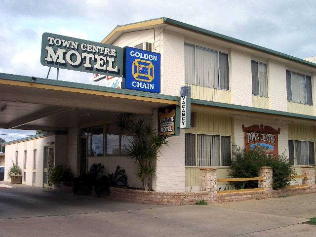 Town Centre Motel - Lismore Accommodation