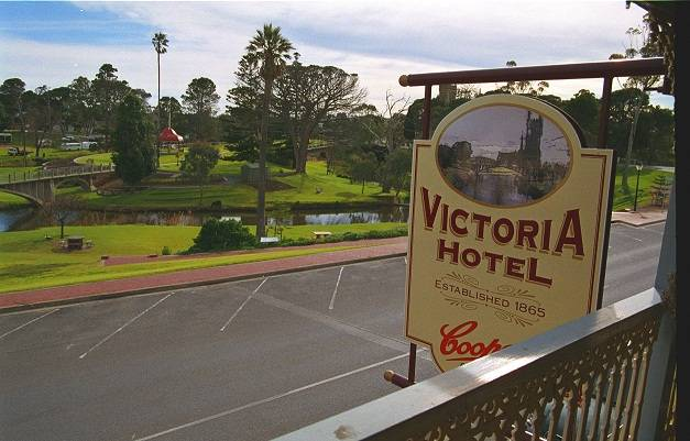 Victoria Hotel - Lismore Accommodation