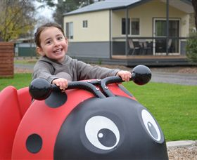 BIG4 Bendigo Marong Holiday Park - Lismore Accommodation