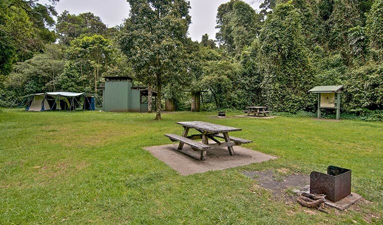 Forest Tops campground - Lismore Accommodation